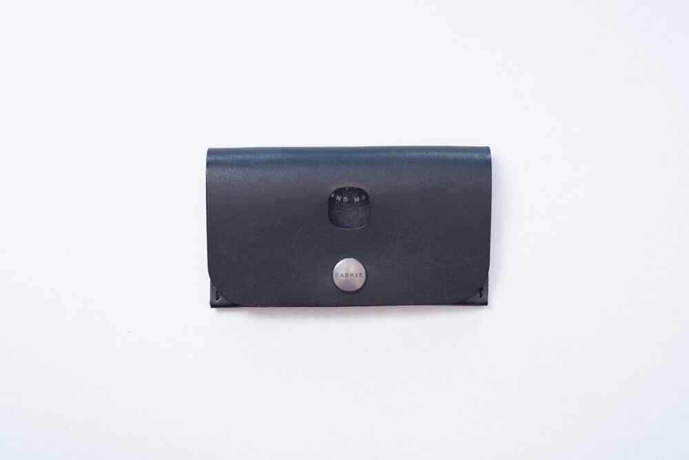 「FABRIK-3WAY MINI WALLET-」やっと見つけた理想のコンパクト財布。