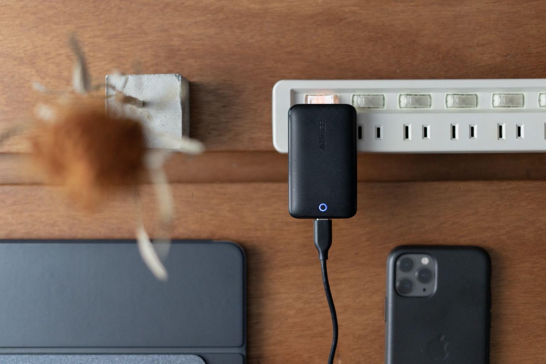 カードより小さい30WPD急速充電器。小さな巨人『Anker  PowerPort  Atom III Slim』