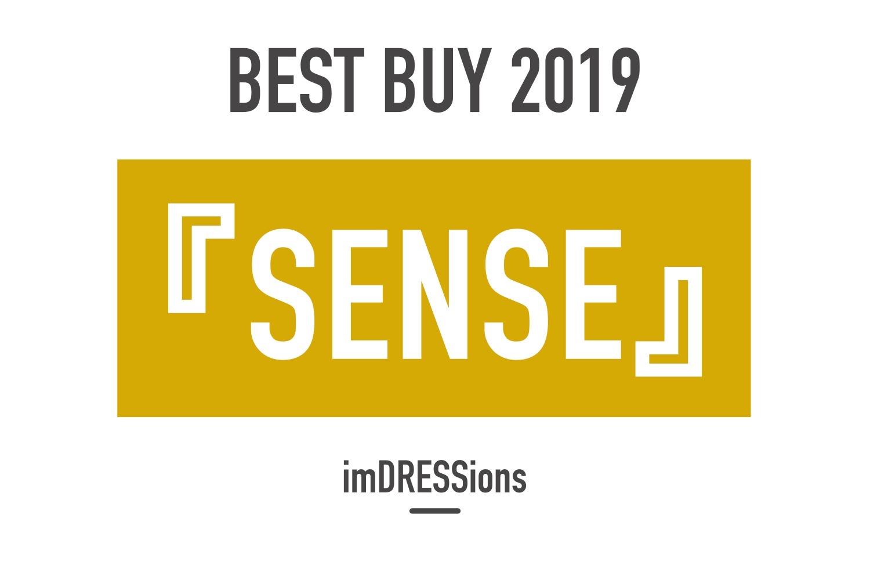 BEST BUY 2019『SENSE』。買って良かった「感じるモノ」。
