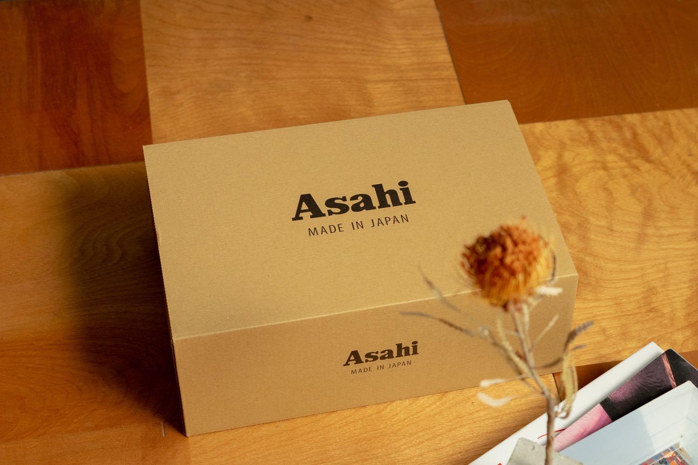 セレクトショップに卸すために作られたブランド「ASAHI」