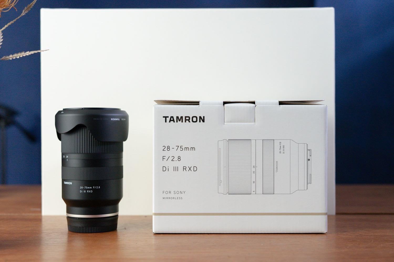 Tamron(タムロン)28-75mm F2.8 Di III RXD