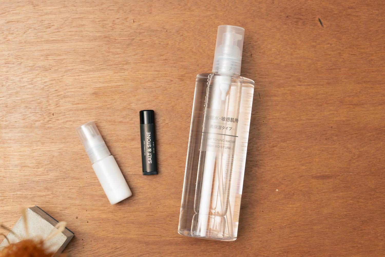 肌の乾燥対策。メンズにおすすめの3アイテム。