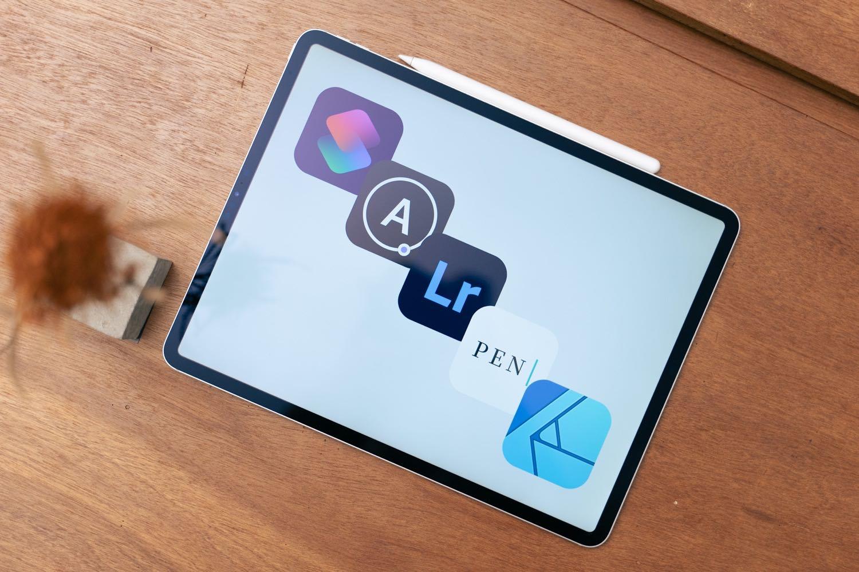 【2020年版】iPadだけでブログ更新するために使っているアプリ。