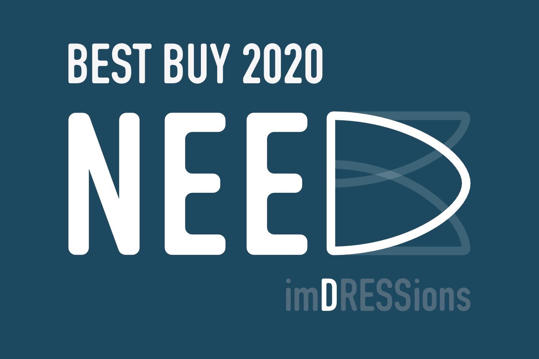 BEST BUY 2020 『つかう-NEED-』