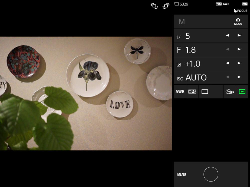 ミラーレスカメラα7IIとiPhone/iPadを連携してリモート撮影する方法。【#memo randum】