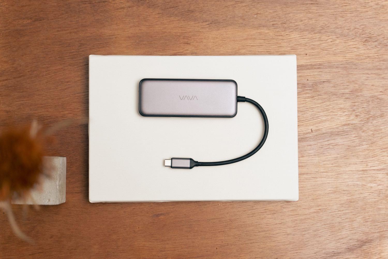 iPadヘビーユーザーへ。2つのType-Cポートを搭載した『VAVA USB-C 8in1 ハブ』【PR】